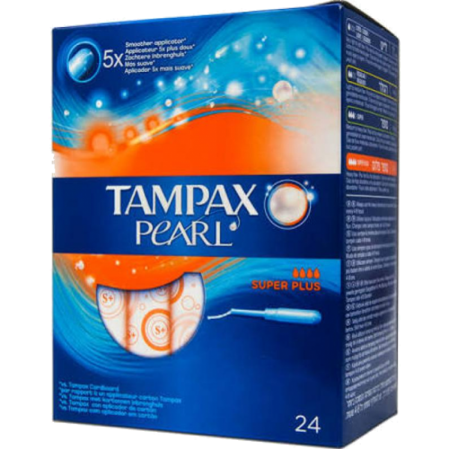Tampax Tampon tampax pearl super plus