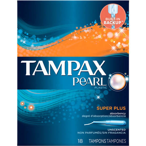 Tampax Tampon tampax pearl superplus