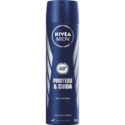 Nivea DESODORANTE NIVEA SPRAY FOR MEN PROTEGE & CUIDA