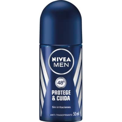 Nivea DESODORANTE NIVEA ROLL-ON FOR MEN PROTEGE & CUIDA