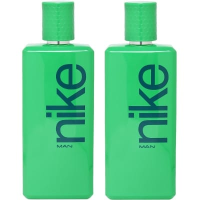 nike nike green man edt pack 2x1