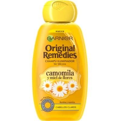 Original Remedies Champu camomila original remedies