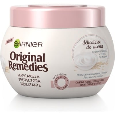 Original Remedies MASCARILLA ORIGINAL REMEDIES DELICATESSE