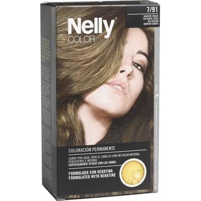 Nelly NELLY COLOR 7/91 MARRÓN CENIZA