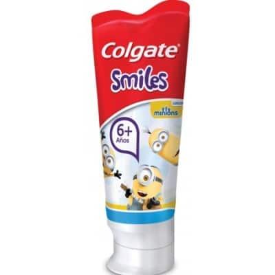 Colgate Pasta colgate junior smiles 50ml 6+