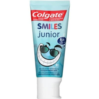Colgate PASTA COLGATE JUNIOR SMILES 50ML 6+