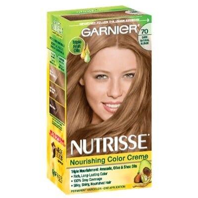 Nutrisse NUTRISSE TINTE 70 AMBRE
