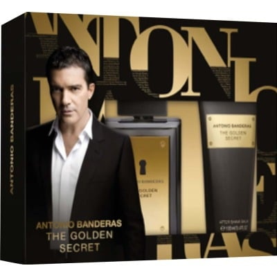 Antonio Banderas Estuche golden secret 2016