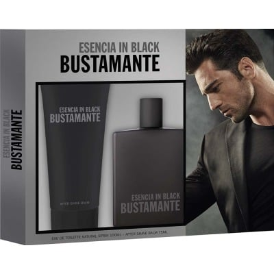 Bustamante Estuche Esencia In Black 2016