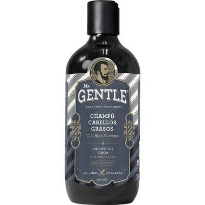 Mr. Gentle MR GENTLECHAMPÚ CABELLOS GRASOS