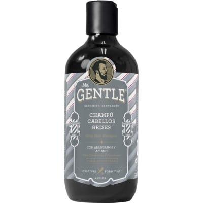 Mr. Gentle MR GENTLECHAMPÚ CABELLOS GRISES
