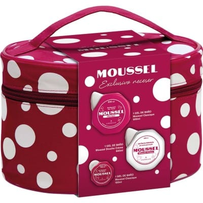 Moussel Pack gel moussel 2016