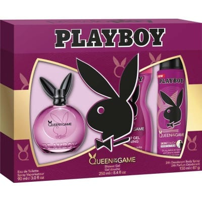Play Boy Estuche Play Boy Queen EDT