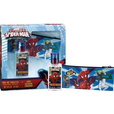 Spiderman ESTUCHE SPIDERMAN CON NECESER