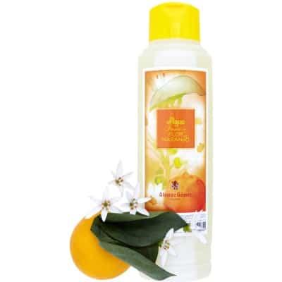 alvarez gomez alvarez gomez agua fresca flor de naranjo