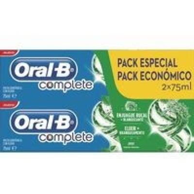 Oral-b Pack Complete Enjuague Bucal