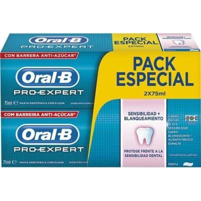 Oral-b Pack Pro Expert Sensibilidad Y Blanqueante