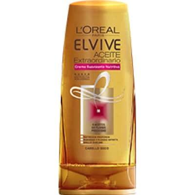 Elvive Aceite Extraordinario Crema