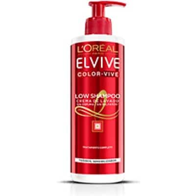 Elvive CHAMPU ELVIVE LOW COLOR VIVE