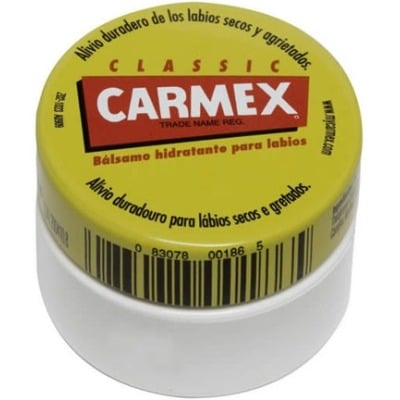 Carmex CARMEX BALSAMO LABIAL TARRO 7.5 GR