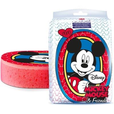 Actibel Actibel esponja infantil disney mickey & minnie