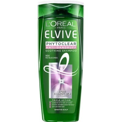 Elvive Champú Phytoclear Sensible