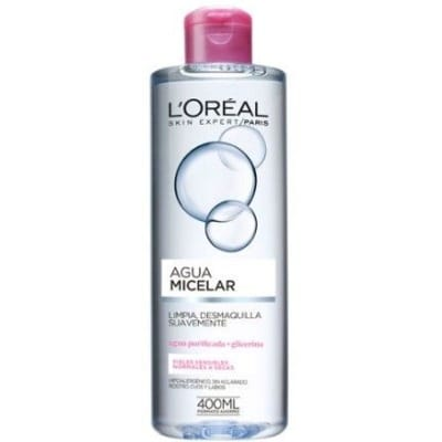 Dermo Expertise AGUA MICELAR SUAVE PIEL SENSIBLE