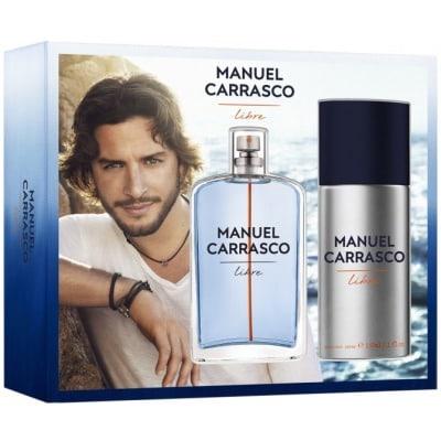 Manuel Carrasco Estuche Manuel Carrasco Vaporizador Más Desodorante