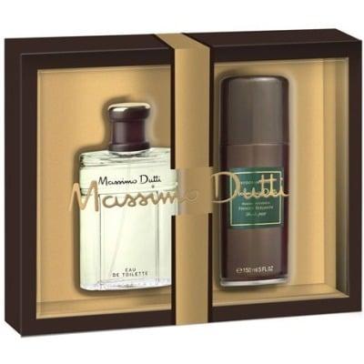 Massimo Dutti Estuche massimo dutti vaporizador + desodorante