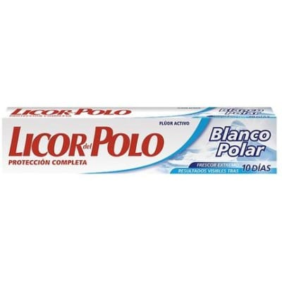 Licor Del Polo Pasta Blanco Polar
