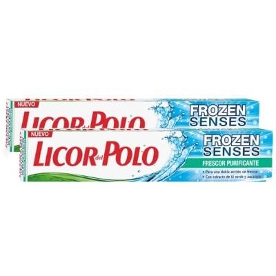 Licor Del Polo PASTA LICOR DEL POLO FROZEN FRESCOR PURIFICANTE 2X1