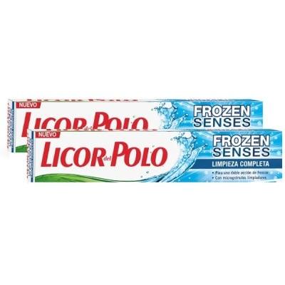 Licor Del Polo PASTA LICOR DEL POLO FROZEN LIMPIEZA 2X1