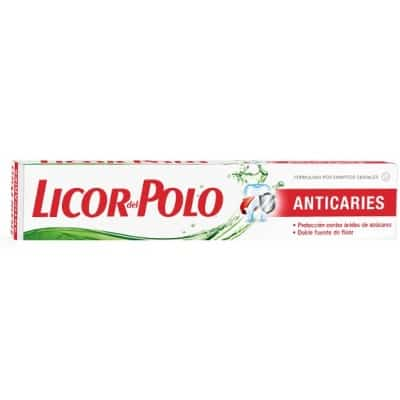 Licor Del Polo Pasta Anticaries