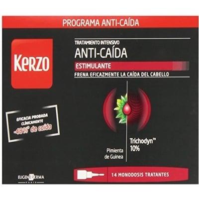 Kerzo Locion kerzo anticaida 14 ampollas