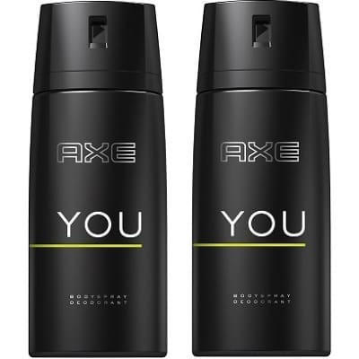 Axe Axe Desodorante Spray Men You Duplo