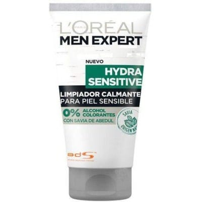 Men Expert Gel Limpiador Calmante Men Expert Hydra Sensitive