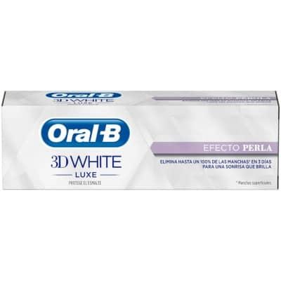 Oral-b PASTA ORAL B 3D WHITE LUXE PERLA