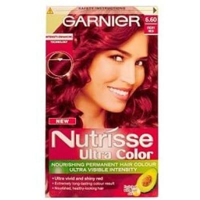 Nutrisse Tinte Capilar 6.60 Rouge Vibrant