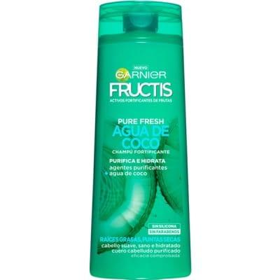 Fructis Champú Fructis Pure Fresh Agua De Coco