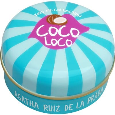 Agatha Ruiz De La Prada Vaselina Coco Loco Kiss Me Collection