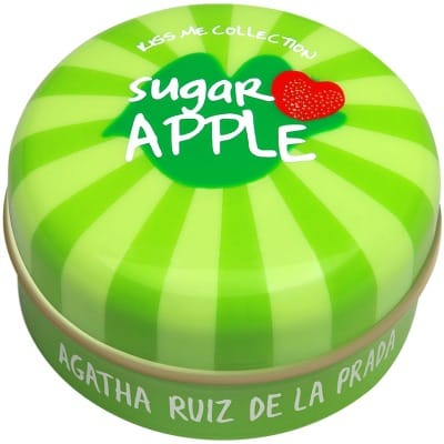agatha ruiz de la prada vaselina sugar apple kiss me collection agatha ruíz de la prada