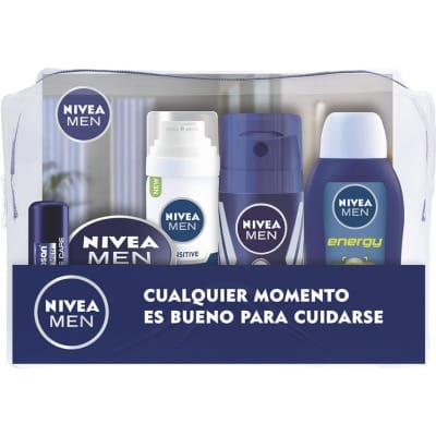 Nivea Neceser Nivea For Men Viaje