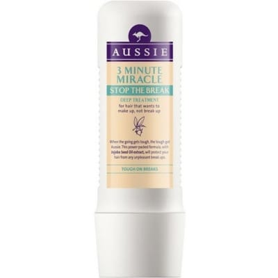 Aussie Mascarilla 3 Minutos Stop The Break