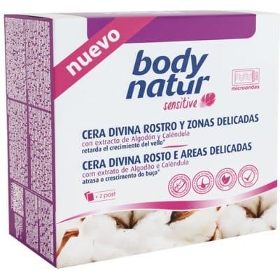 Body Natur Cera Divina Rostro y Zonas Delicadas de Body Natur