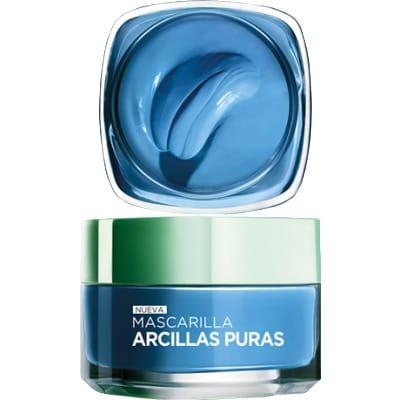 Dermo Expertise Mascarilla De Arcilla Azul Anti Imperfecciones