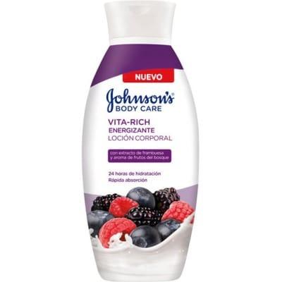 Johnson´s Johnson`s Loción Corporal Frutos del Bosque Vita-Rich
