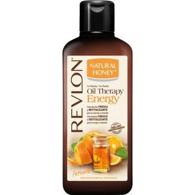 Natural Honey Gel De Baño Oil Therapy Energy