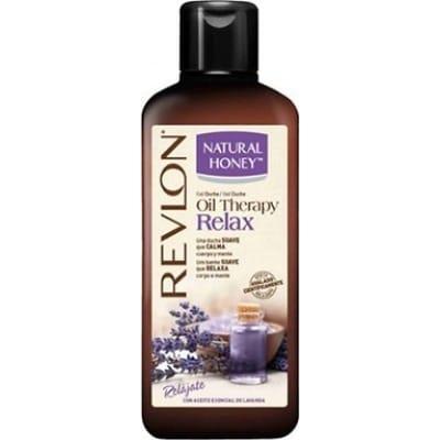 Natural Honey Gel De Baño Oil Therapy Relax Lavanda
