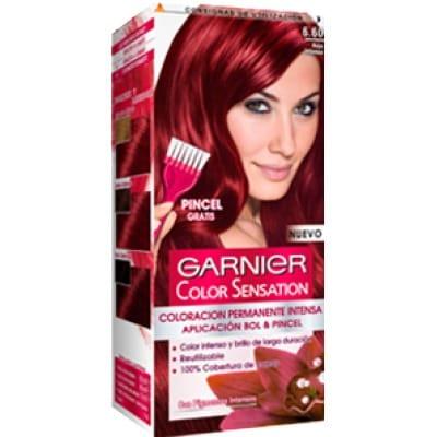 Color Sensation Tinte Color Sensation 6.60 Rojo Intenso