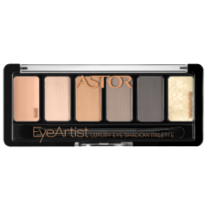 astor luxury eye shadow palette